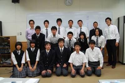 恵那南高等学校画像